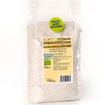 Mąka orkiszowa pełnoziarnista 1500 g