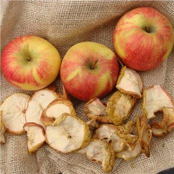 Suszone jabłka / 200 g