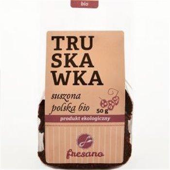 Truskawska suszona POLSKA BIO