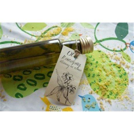 Olej konopny tłoczony na zimno 250 ml szkło