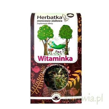 Herbata owocowo-ziołowa WITAMINKA 100 G