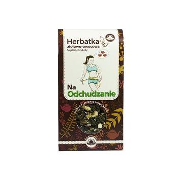Herbata ziołowo-owocowa na odchudzanie 100 g