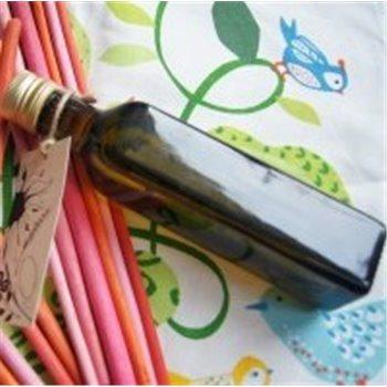 Olej rydzowy z lnianki tłoczony na zimno 250 ml