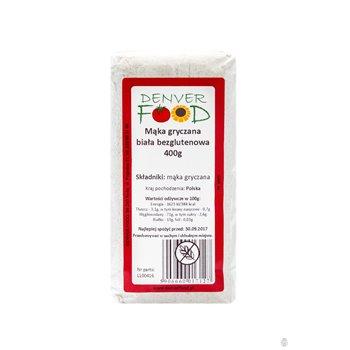 Mąka gryczana biała bezglutenowa  400 g