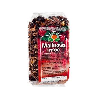 Herbata owocowo-ziołowa MALINOWA MOC 100 G