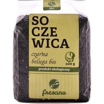 Soczewica czarna beluga BIO 400 g