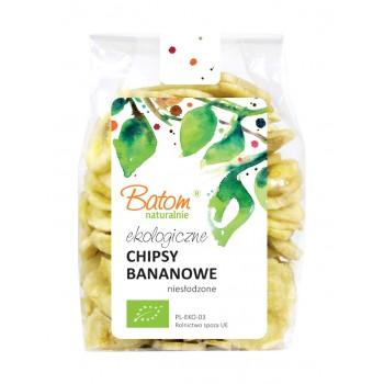 Chipsy BIO bananowe...
