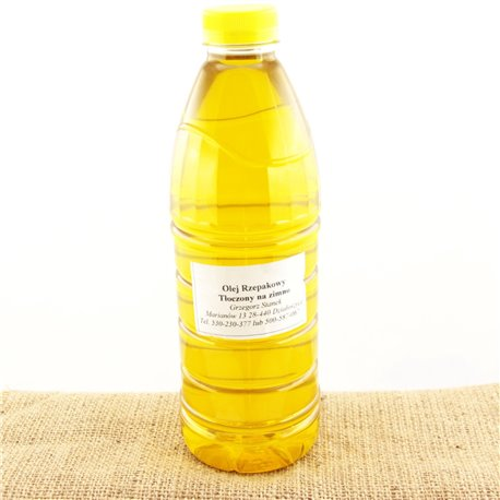 Olej rzepakowy 1000ml