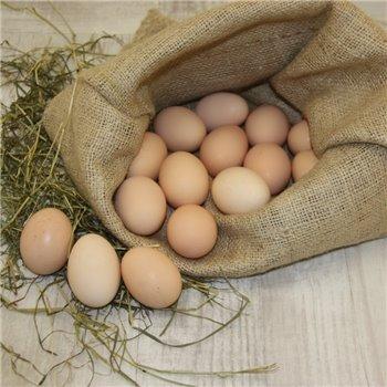 Jaja małe